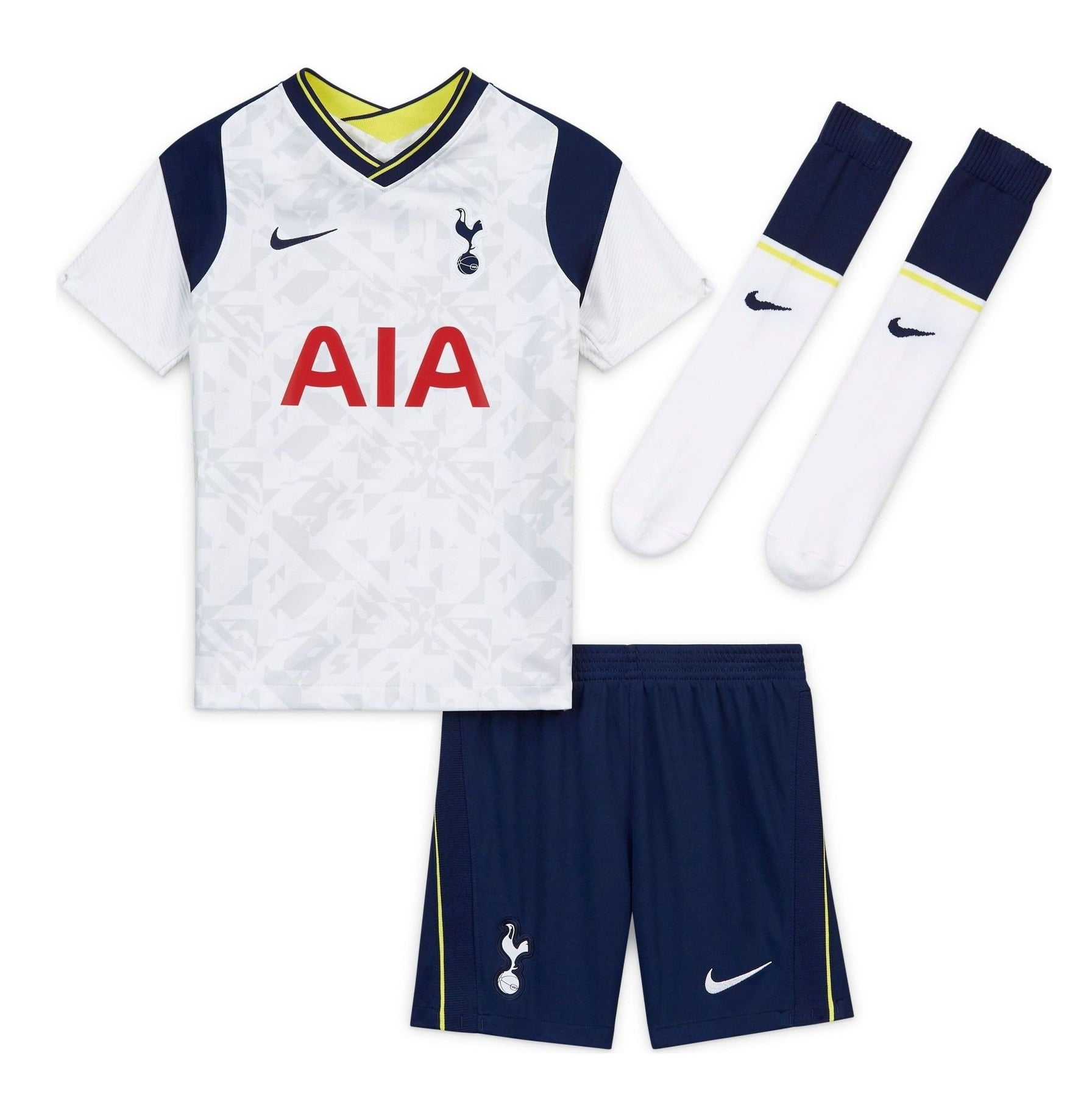 Tottenham Hotspur Kit Infantil 2021 Uniforme Titular