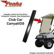 Canaleta Lateral do Para-Brisa Carrinho de Golfe Club Car Carryall