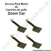 Escova do Motor do carrinho de golfe Zoom Car