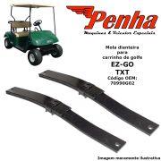 Mola dianteira para carrinho de golfe EZ-GO TXT 70990G02