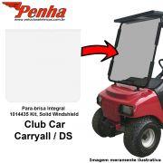 Parabrisa para carrinho de golfe Club Car Carryall - DS