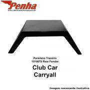 Paralama Traseiro para carrinho de golfe Club Car Carryall