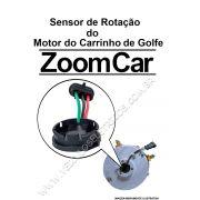 Sensor de rotação motor Zoom Car