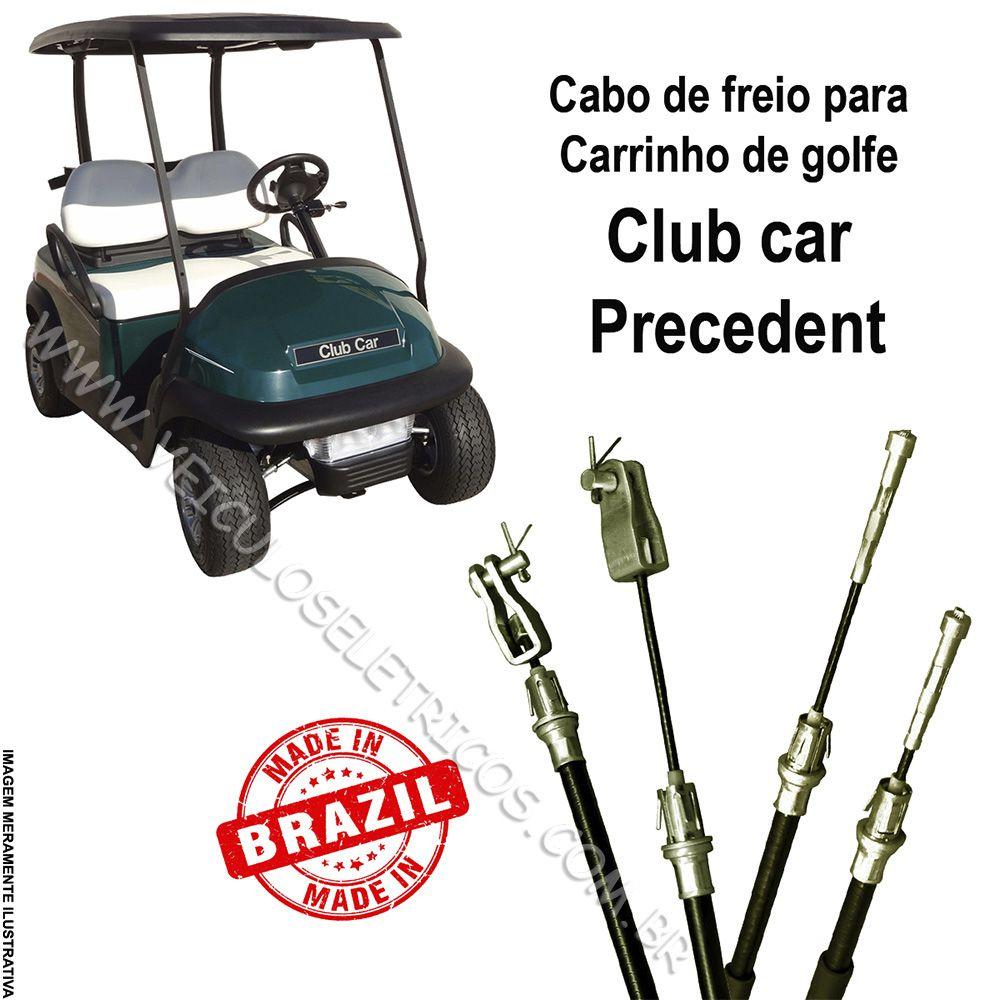 Cabo de Freio Carrinho de Golfe Club Car Precedent