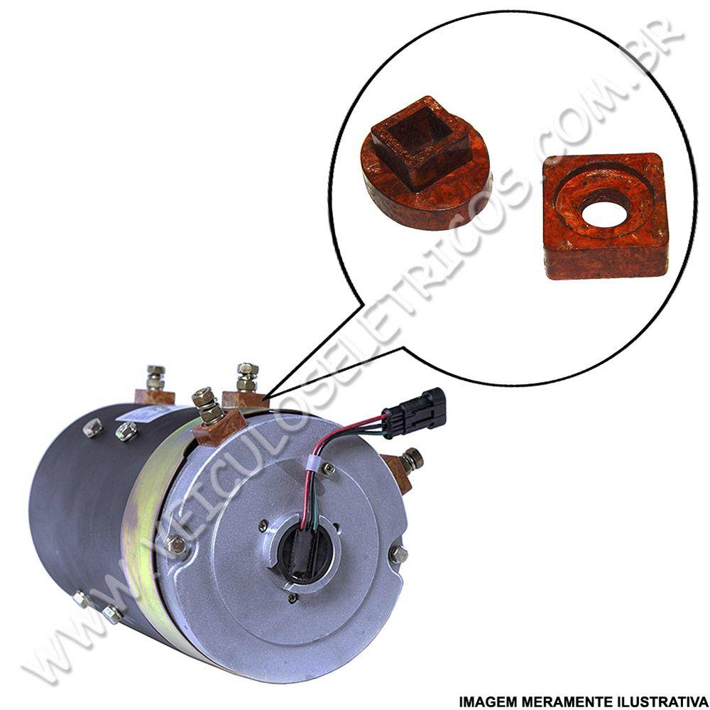 Isolador do Motor do carrinho de Golfe Zoom Car