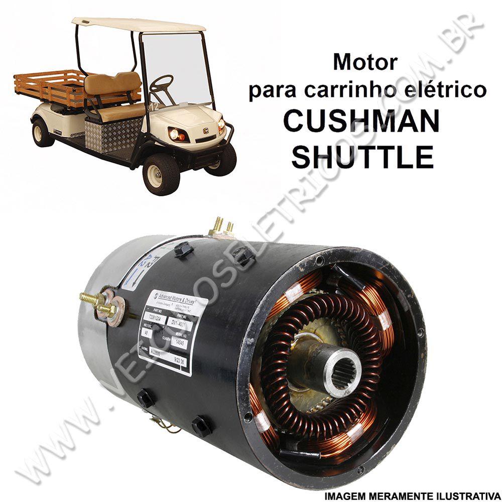 Motor para carrinho de golfe elétrico EZ-GO TXT