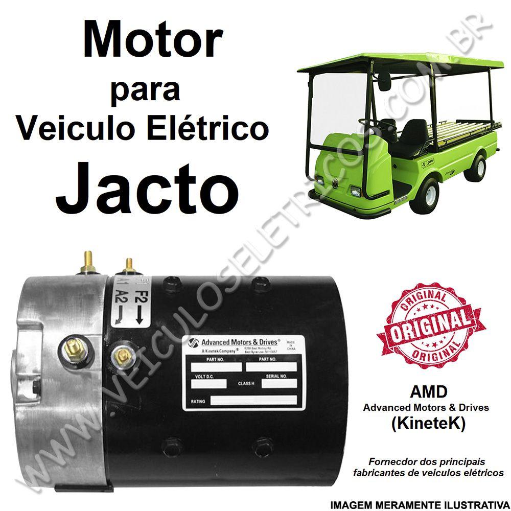 Motor para Veiculo Elétrico Jacto 3.0 HP
