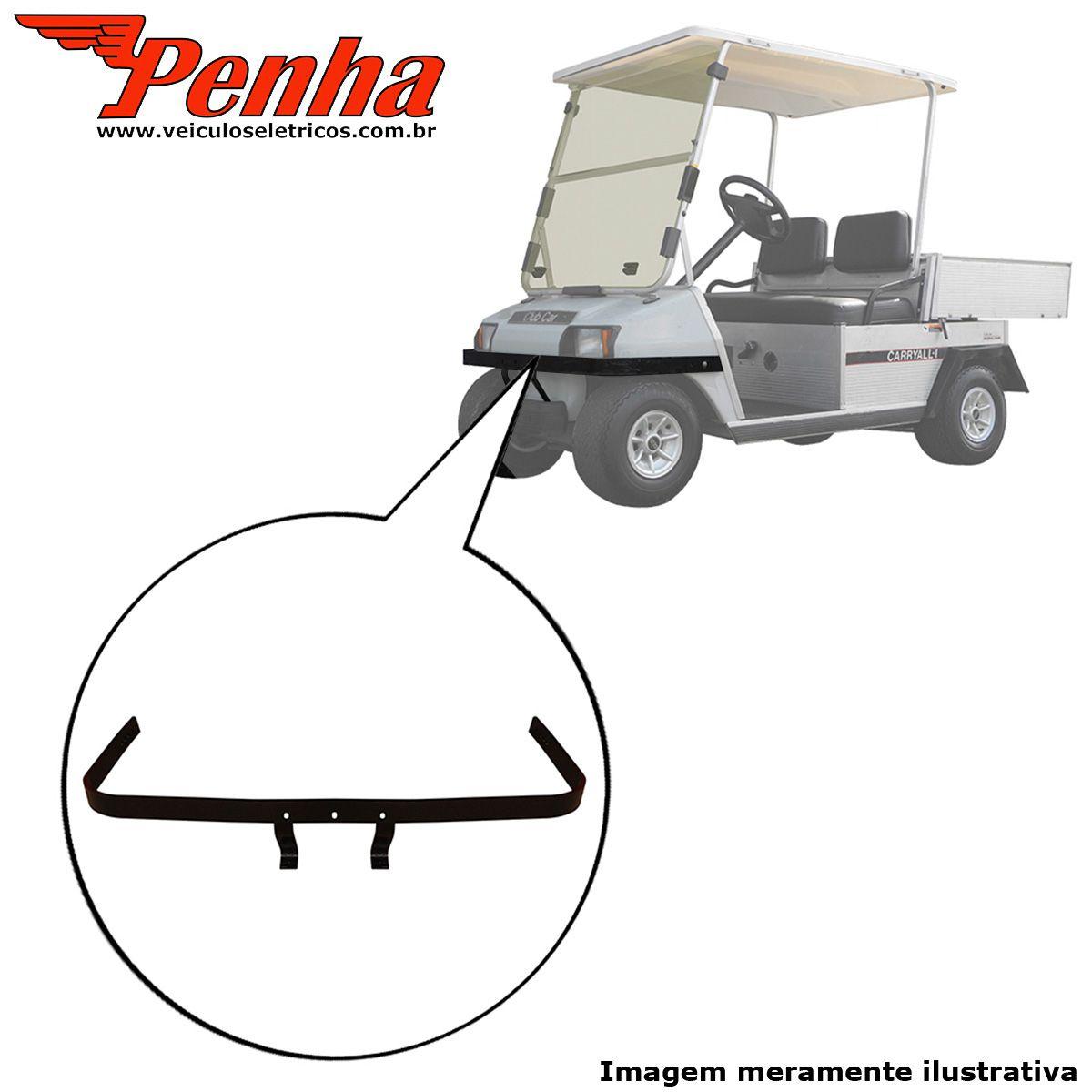 Parachoque dianteiro metálico (Heavy Duty)