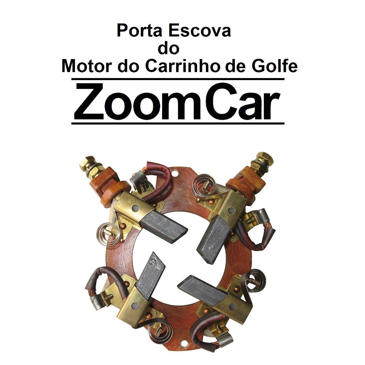 Porta Escovas do Motor do Carrinho de Golfe Zoom Car