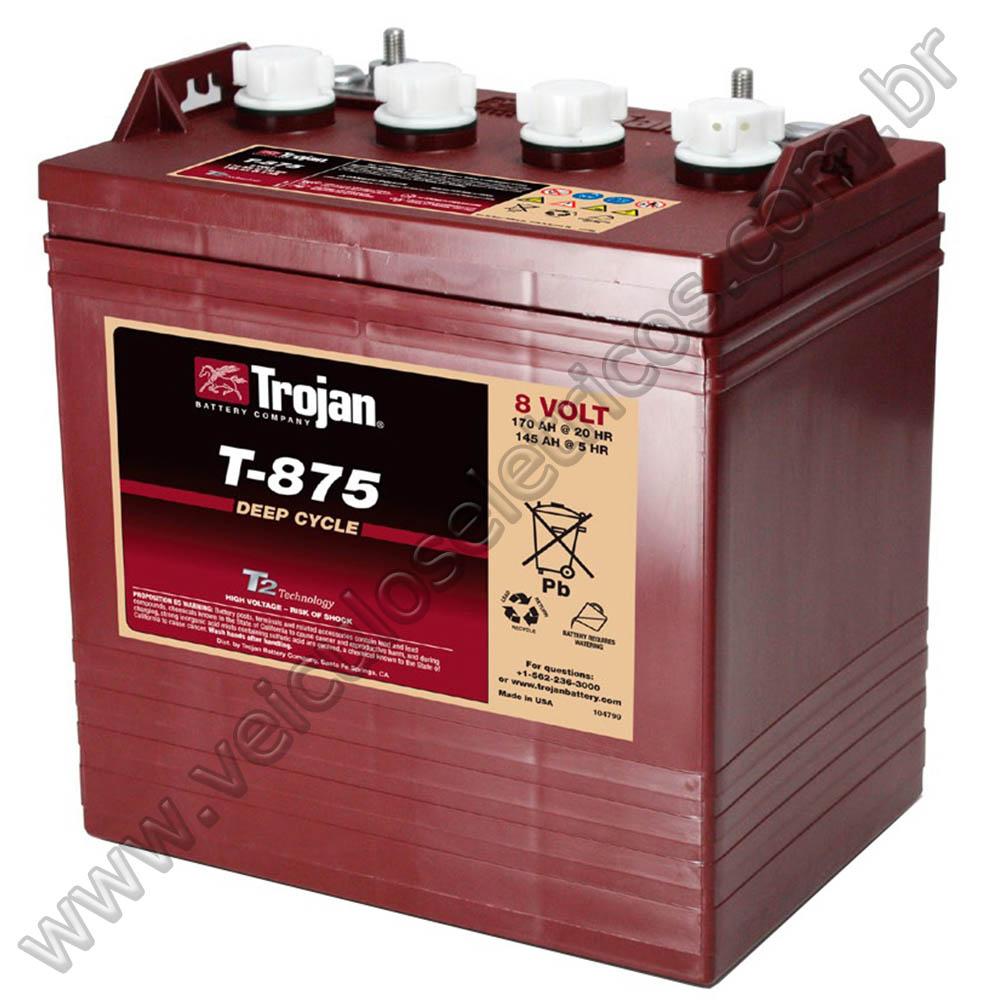 Trojan T 875