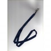 Cordões para crachá em Poliester Liso, Largura 11mm ( 100 unidades )