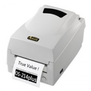 Impressora Argox OS-214 Plus PPLA com fonte