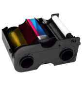 Ribbon Color Fargo DTC1000/1250e Cartucho - 250 impressões