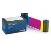 Ribbon Color YMCKT 250 impressões - Datacard -SP25 PLUS