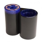 Ribbon Datacard Monocromático Preto (1500 impressões) K para impressora SP30 Plus