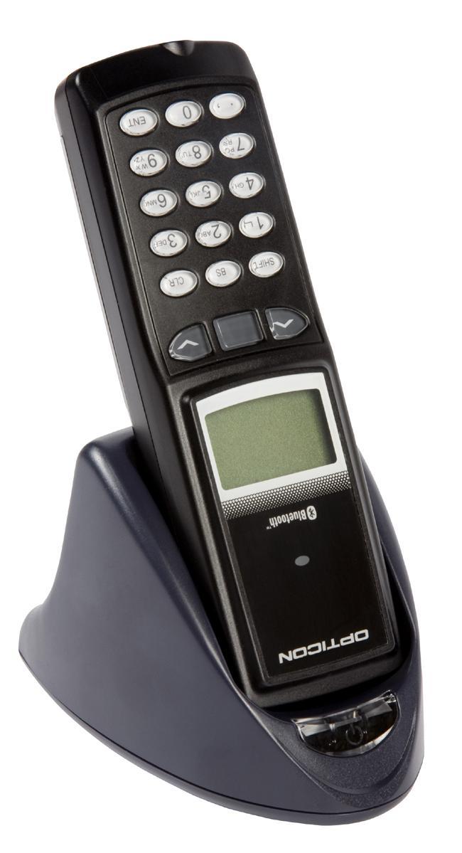 Coletor de Dados OPL 9815, Scanner a Laser Bluetooth
