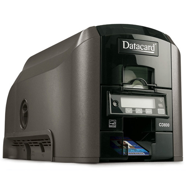 Impressora Datacard  CD800  Duo