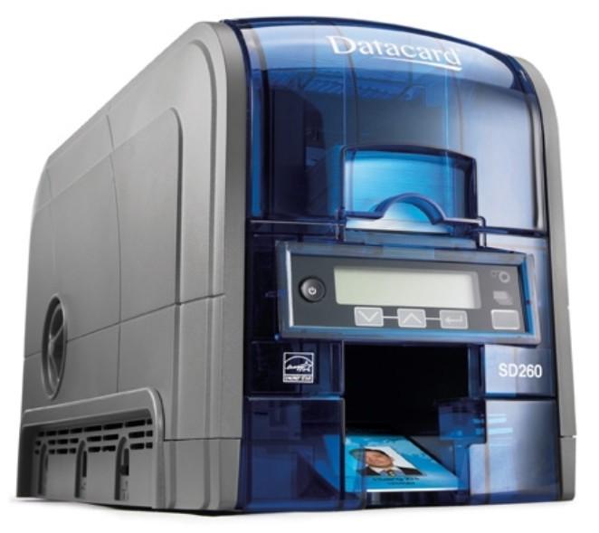 Impressora Datacard SD260 (uma face)
