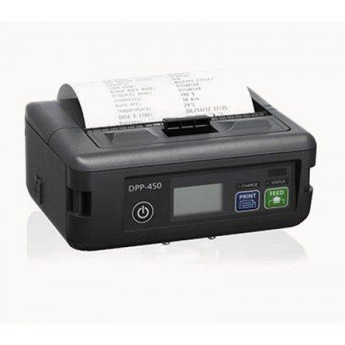 """Impressora Portátil de 4"""" DPP-450BT"""
