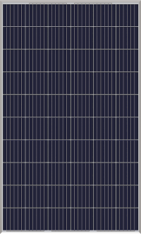 Painel Solar Fotovoltaico Yingli YL150P-17b (150Wp)