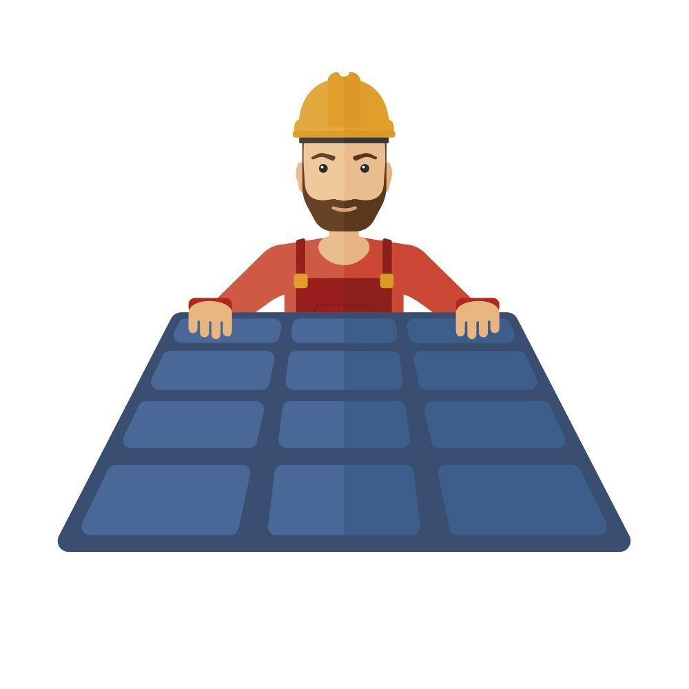 Projeto e Anotação Responsabilidade Técnica - Gerador Solar On Grid até 3 Kwp