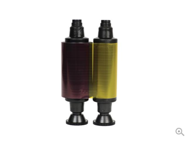Ribbon Colorido Evolis R3011 - 200 impressões - ORIGINAL
