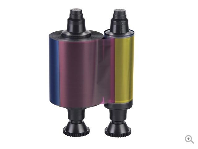 Ribbon Colorido Evolis R3013 - 400 impressões - ORIGINAL