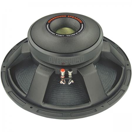 Alto Falante 15'' - 15 SUB 800 ST (8 Ohms) - Oversound (SOB ENCOMENDA)
