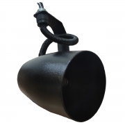 Canhão Refletor Residencial Mini Spot Par 16 Dicroica Preto - Volt