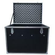 Hard Case Baú para 4 Moving Beam 4x25w - RS