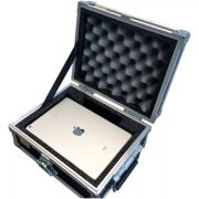 Hard Case Maleta Preto Linha Leve Para iPad Air e Air 2 - RS