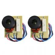 Kit 2 Unidades - Divisor de Frequência 1 Via TI (Driver's Peq e Medios) - 100W