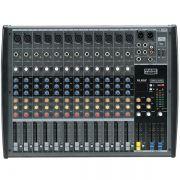 Mesa de Som CMX 12 Canais c/ USB - Mark Audio