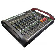 Mesa de Som 8 Canais - USB / Bluetooth / Phantom Power - BP-6172 - Briwax