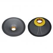 Reparo Alto Falante 15'' - 15G / 400 (8 Ohms) - Oversound