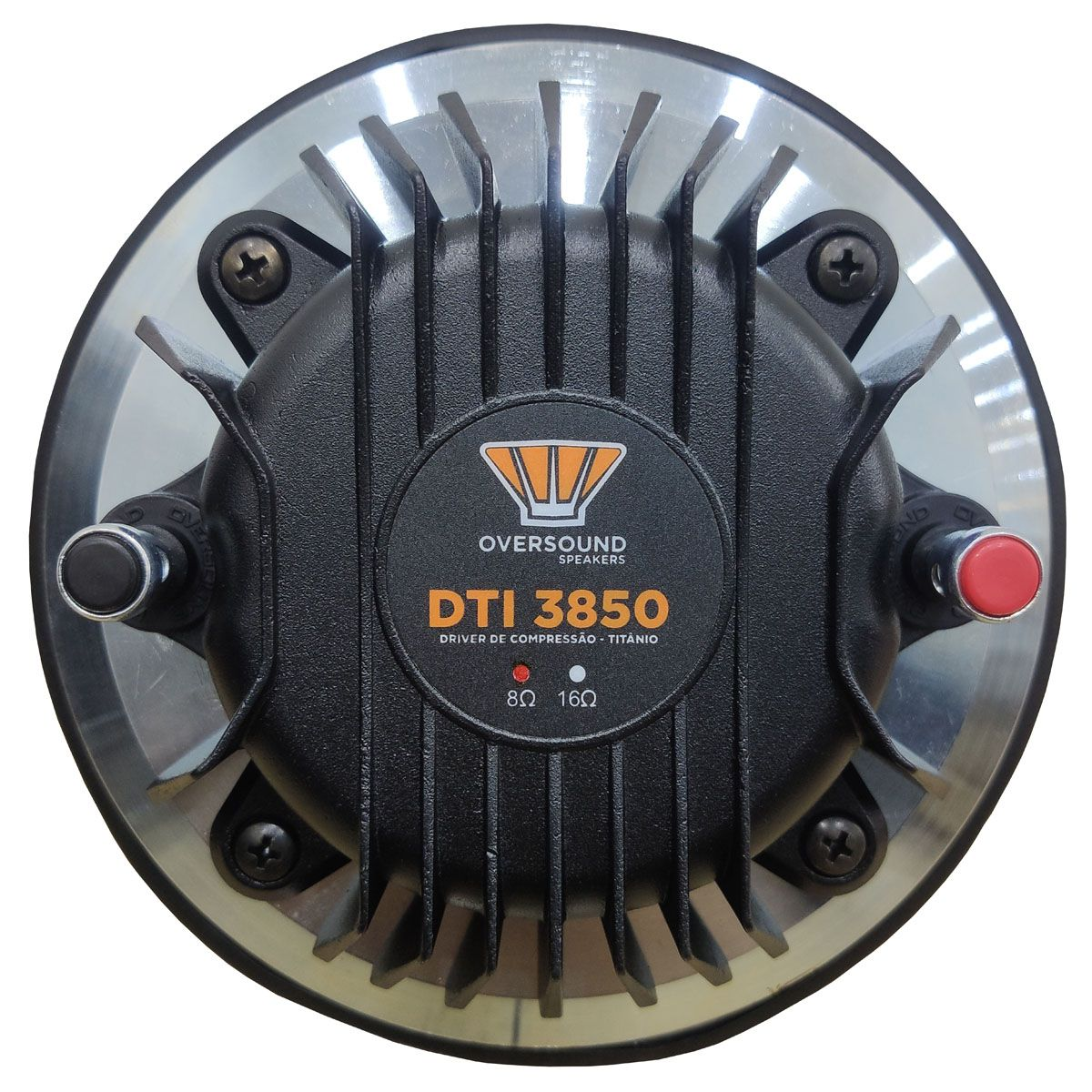 Driver DTI 3850 - Oversound  - RS Som e Luz!