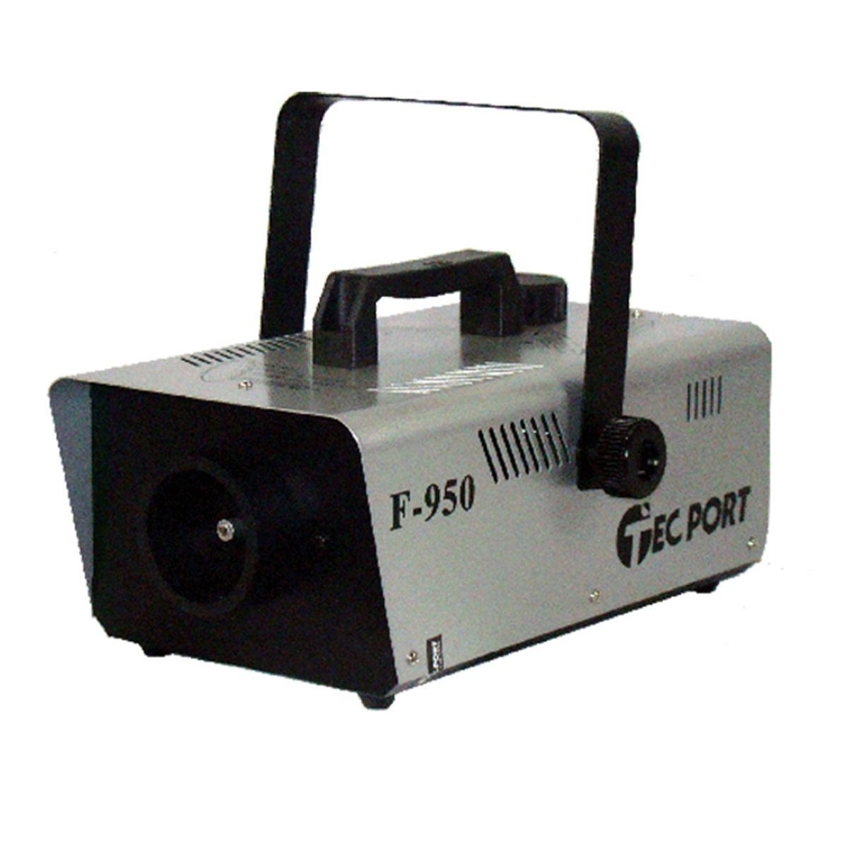 Máquina de Fumaça F 950 220v - Tec Port  - RS Som e Luz!
