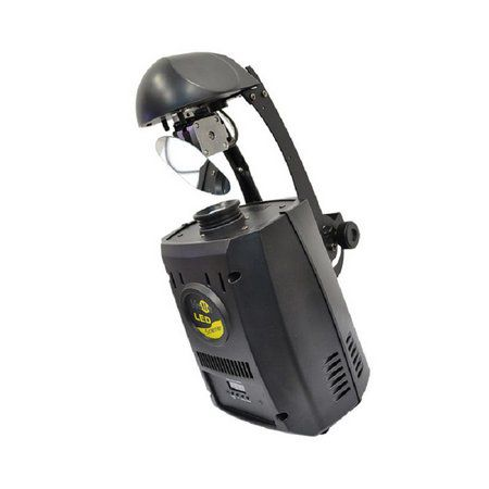 Moving Led Scan 10w - Holle  - RS Som e Luz!