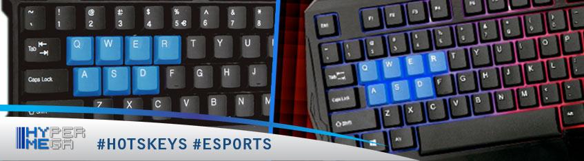 Teclados E-Sports