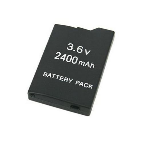 Bateria PSP 2400 mAh 3.6v para PSP 2000/3000