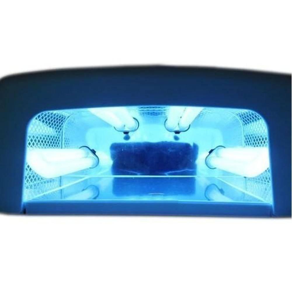 Cabine Estufa Uv Secador De Unha Gel Acrygel 36w  220V