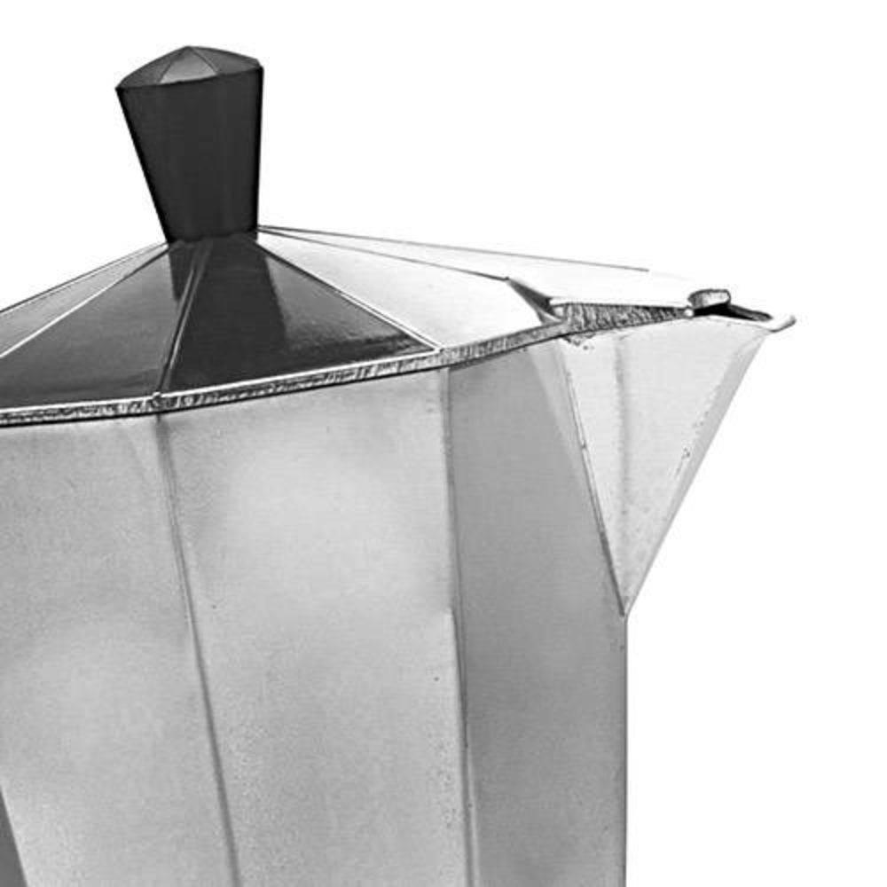 Cafeteira Italiana Moka Em Alumínio - 6 Xícaras