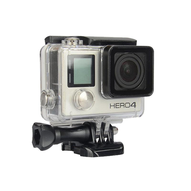 Caixa Estanque a Prova D'Agua para GoPro4 / Go Pro 4