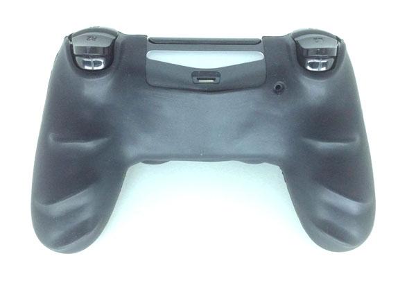 Capa de Silicone para Controle Dualshock 4 PS4 - Preto