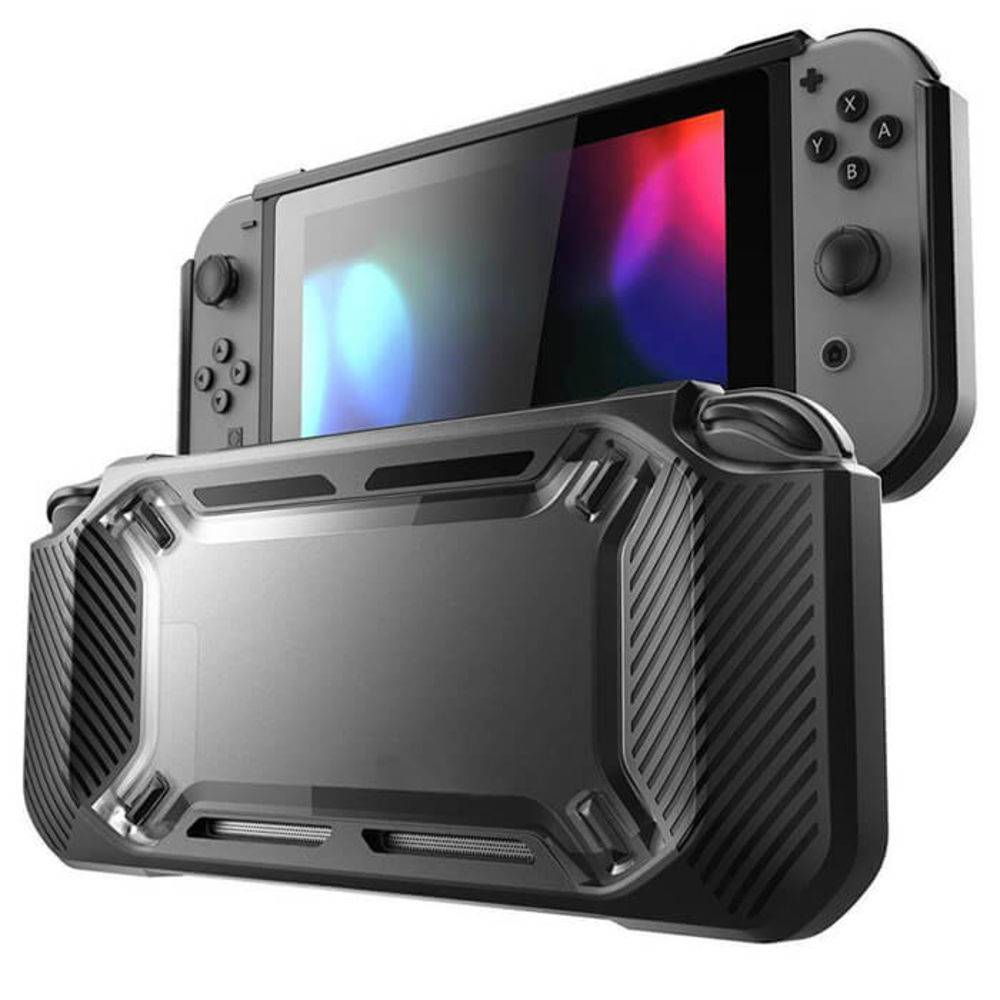 Capa Tpu Case Anti Risco Nintendo Switch