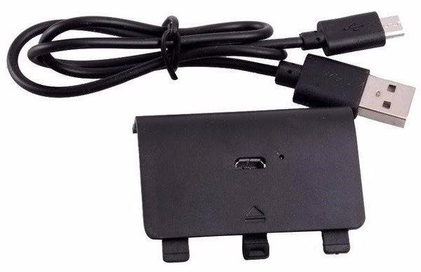 Carregador Para Xbox One - Kit Play Charge