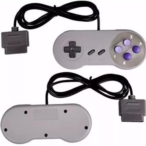 Controle Joystick Para Video Game Super Nintendo