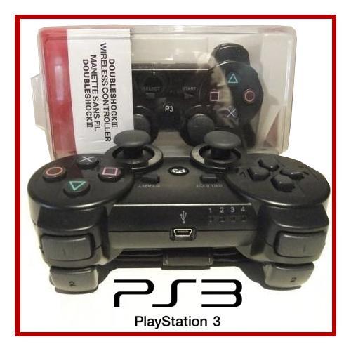 Controle Para Playstation 3 Ps3 Lacrado Sem Fio Dualshock