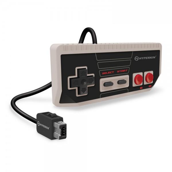 Controle Premium CADET para Classic NES / WII e WIIU