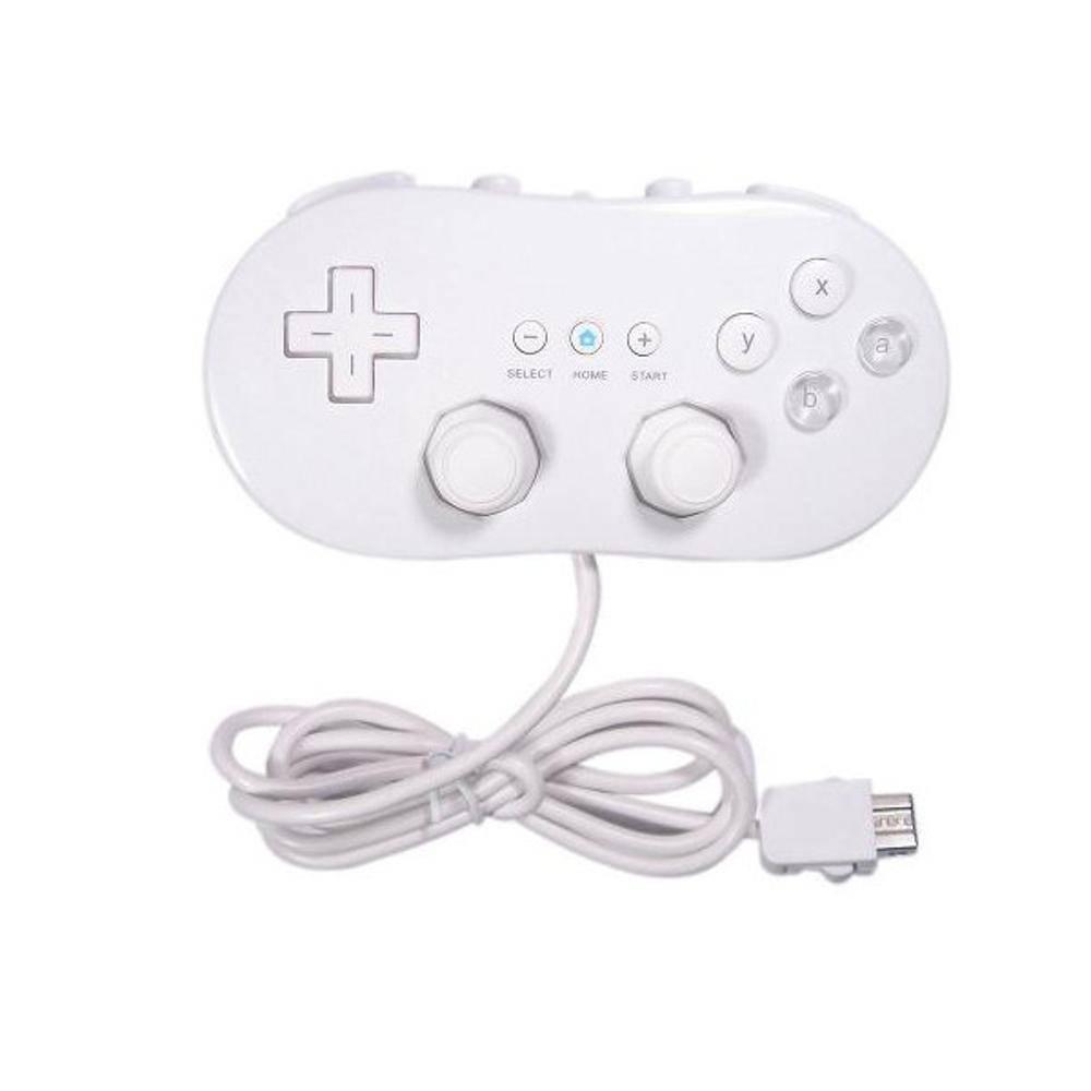 Controle Wii Clássico Branco Silicone